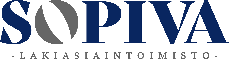 Lakiasiaintoimisto Sopiva Oy Logo